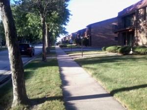 Street North